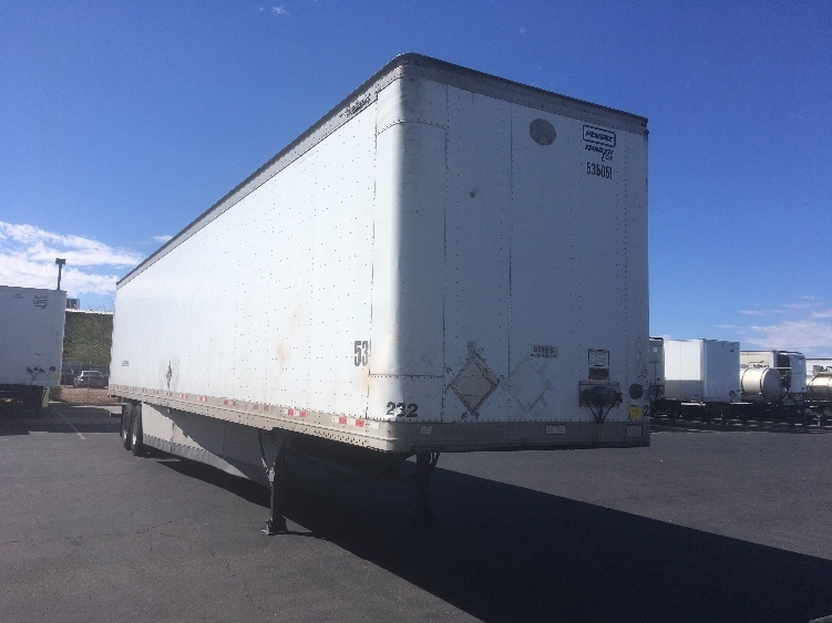 Dry Van Trailer-Semi Trailers-Great Dane-2006-Trailer-PHOENIX-AZ-218,103 miles-$14,750