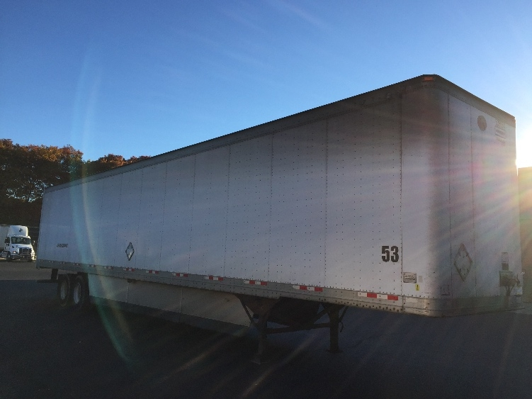 Dry Van Trailer-Semi Trailers-Great Dane-2006-Trailer-FITCHBURG-MA-573,560 miles-$14,750