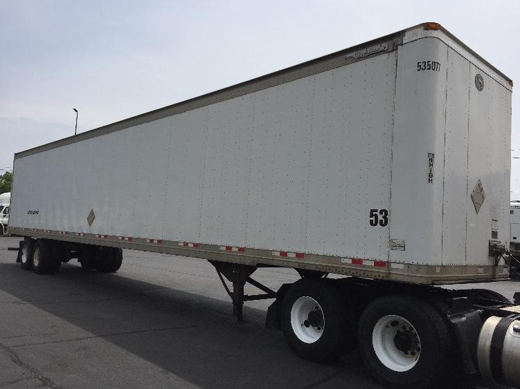 Dry Van Trailer-Semi Trailers-Great Dane-2006-Trailer-KNOXVILLE-TN-595,915 miles-$12,250