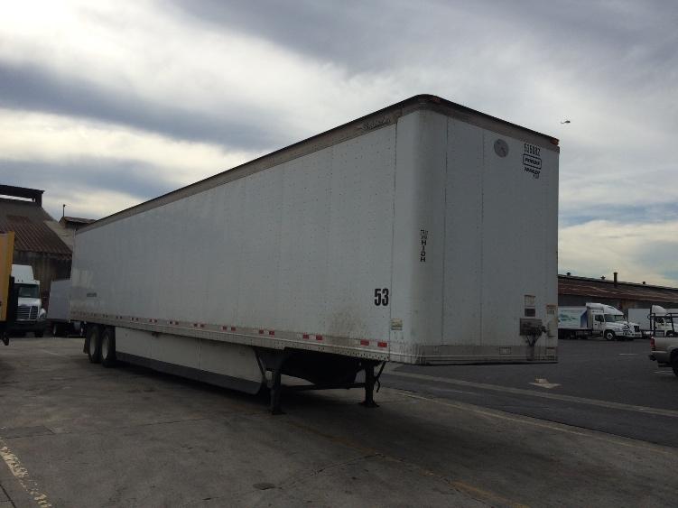 Dry Van Trailer-Semi Trailers-Great Dane-2006-Trailer-GAHANNA-OH-614,648 miles-$8,750