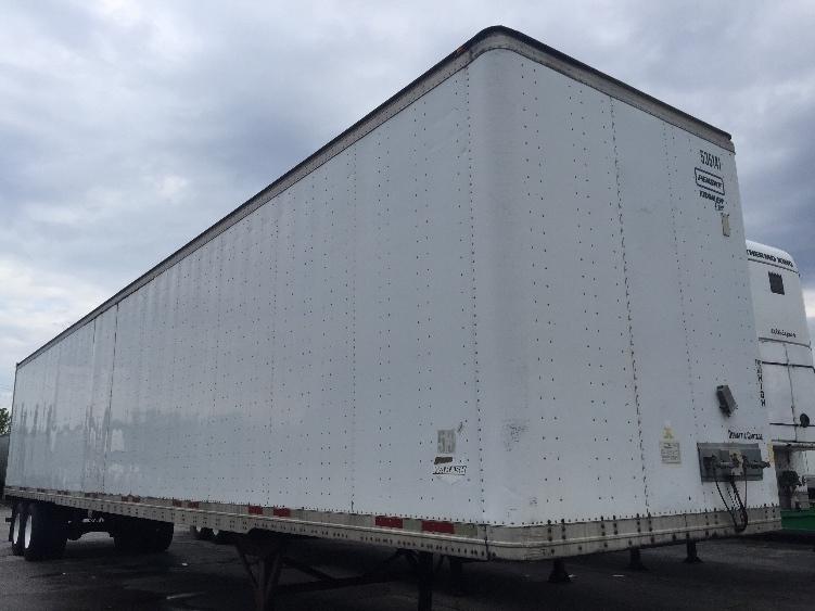 Dry Van Trailer-Semi Trailers-Wabash-2006-Trailer-BROOK PARK-OH-295,017 miles-$13,750
