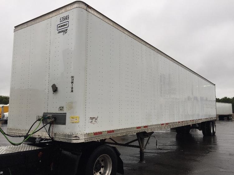 Dry Van Trailer-Semi Trailers-Wabash-2006-Trailer-TULSA-OK-180,380 miles-$10,500