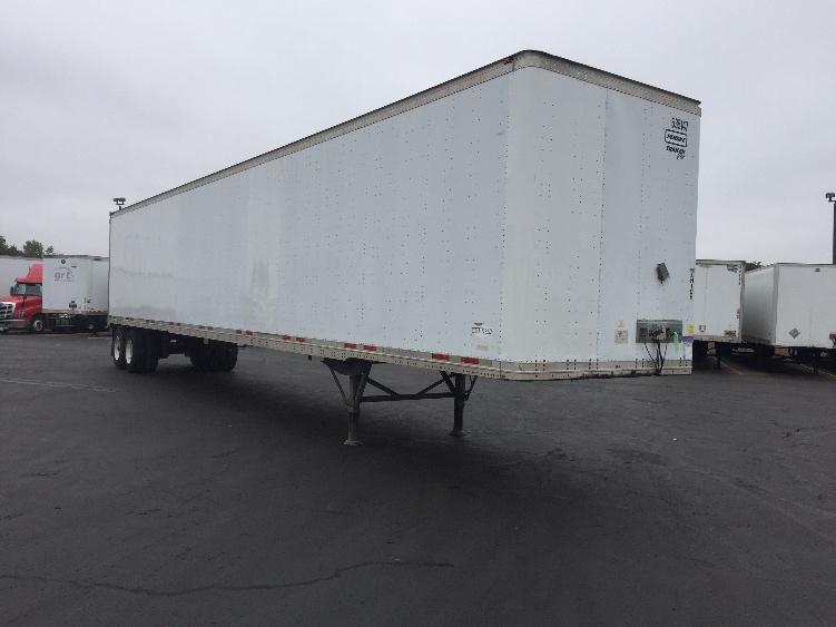 Dry Van Trailer-Semi Trailers-Wabash-2006-Trailer-TULSA-OK-432,967 miles-$10,500