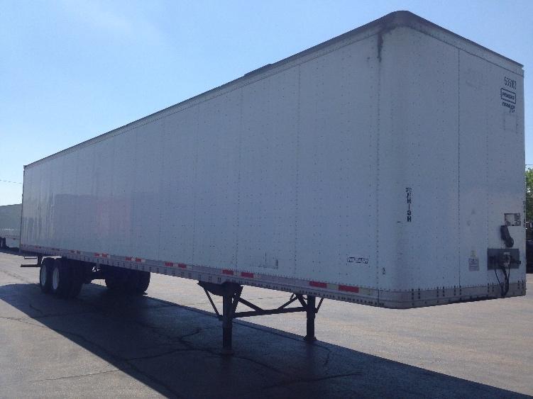 Dry Van Trailer-Semi Trailers-Wabash-2006-Trailer-MADISON-WI-301,446 miles-$11,500