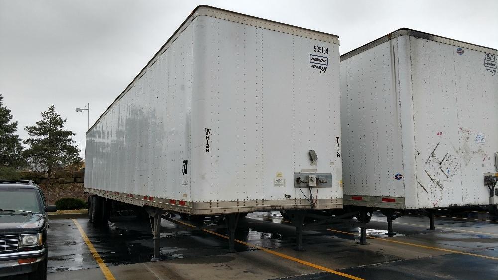 Dry Van Trailer-Semi Trailers-Wabash-2006-Trailer-LENEXA-KS-676,695 miles-$14,250