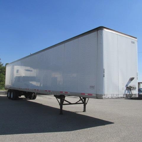 Dry Van Trailer-Semi Trailers-Wabash-2006-Trailer-FORT WAYNE-IN-174,291 miles-$13,750