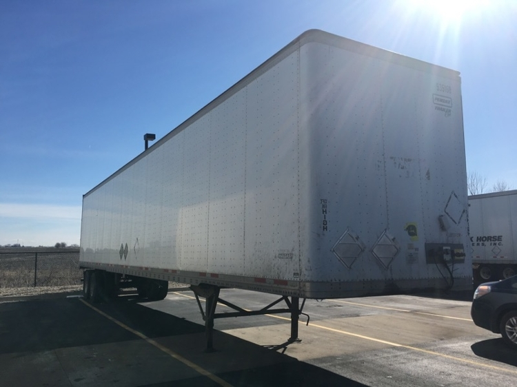 Dry Van Trailer-Semi Trailers-Wabash-2006-Trailer-DAVENPORT-IA-283,052 miles-$11,500