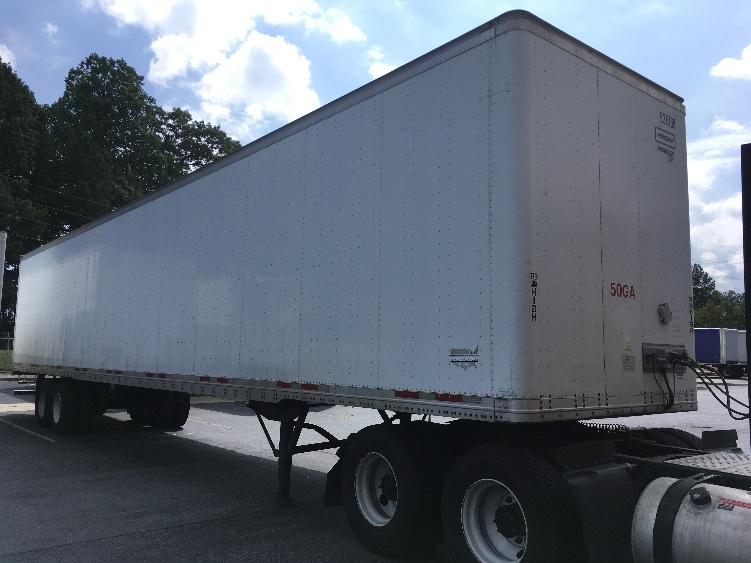 Dry Van Trailer-Semi Trailers-Wabash-2006-Trailer-ROMEOVILLE-IL-284,134 miles-$11,250