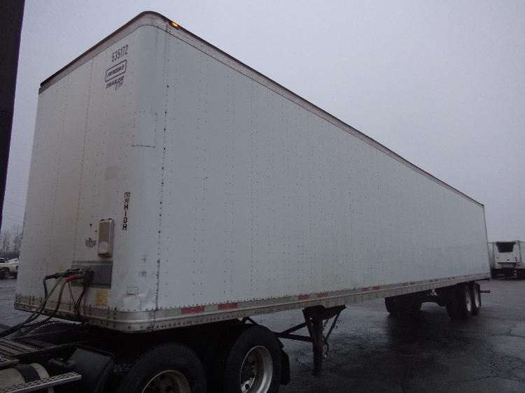 Dry Van Trailer-Semi Trailers-Wabash-2006-Trailer-KENTWOOD-MI-236,552 miles-$13,750