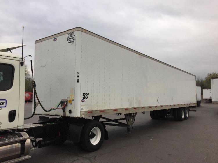 Dry Van Trailer-Semi Trailers-Utility-2006-Trailer-TULSA-OK-242,005 miles-$10,500