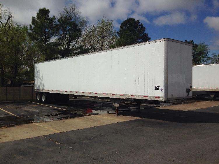 Dry Van Trailer-Semi Trailers-Utility-2006-Trailer-TULSA-OK-893,815 miles-$11,250