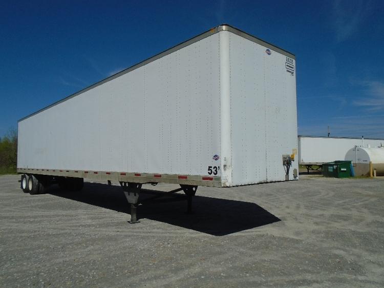 Dry Van Trailer-Semi Trailers-Utility-2006-Trailer-GRENADA-MS-621,732 miles-$13,000