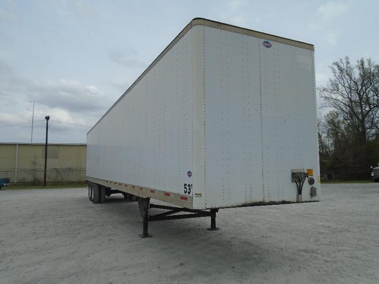 Dry Van Trailer-Semi Trailers-Utility-2006-Trailer-GRENADA-MS-474,615 miles-$13,000
