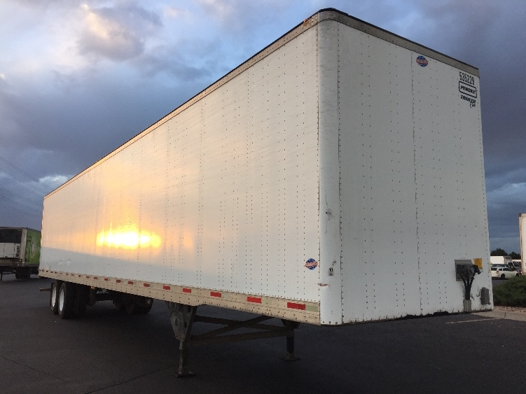 Dry Van Trailer-Semi Trailers-Utility-2006-Trailer-AURORA-CO-216,234 miles-$14,250