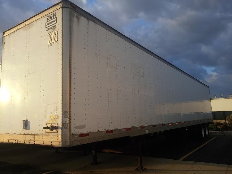 Dry Van Trailer-Semi Trailers-Trailmobile-2006-Trailer-KENTWOOD-MI-600,000 miles-$11,250