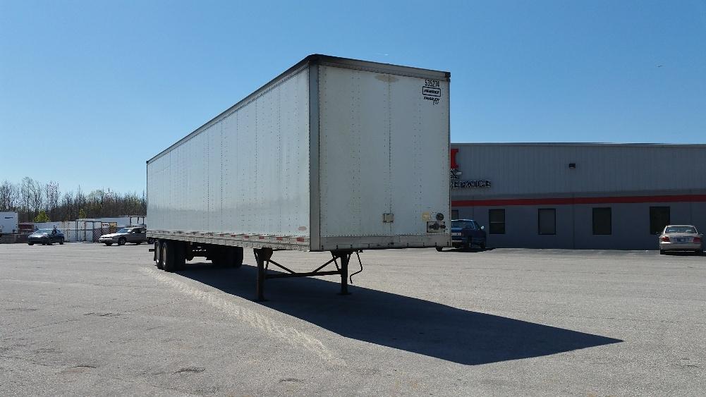 Dry Van Trailer-Semi Trailers-Trailmobile-2006-Trailer-EVANSVILLE-IN-150,023 miles-$10,750