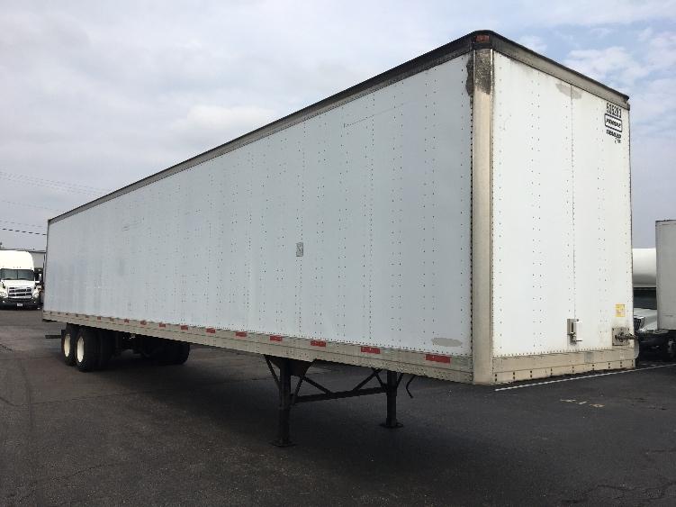Dry Van Trailer-Semi Trailers-Trailmobile-2006-Trailer-CINCINNATI-OH-552,861 miles-$13,000