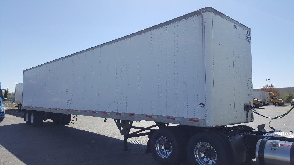 Dry Van Trailer-Semi Trailers-Utility-2006-Trailer-TULSA-OK-786,397 miles-$12,500