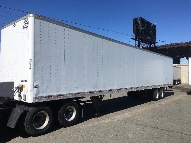 Dry Van Trailer-Semi Trailers-Utility-2006-Trailer-SWEDESBORO-NJ-266,123 miles-$12,000