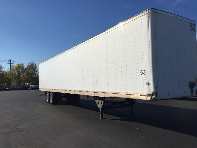Dry Van Trailer-Semi Trailers-Utility-2006-Trailer-JESSUP-MD-197,605 miles-$9,250