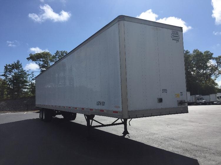 Dry Van Trailer-Semi Trailers-Trailmobile-2006-Trailer-NORTON-MA-145,371 miles-$11,500