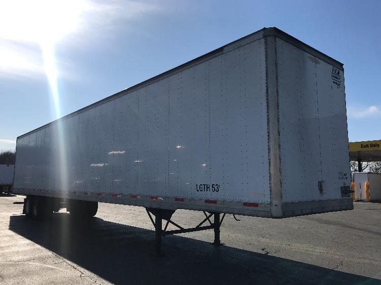 Dry Van Trailer-Semi Trailers-Trailmobile-2006-Trailer-PARSIPPANY-NJ-152,098 miles-$12,000