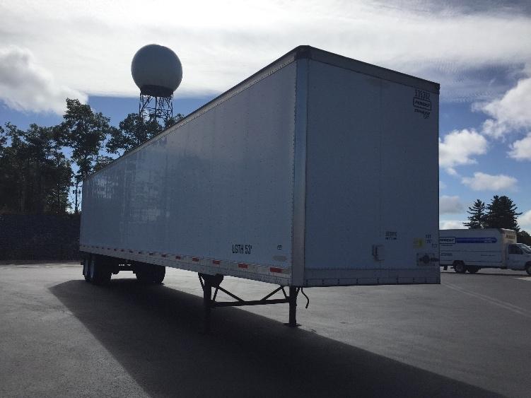 Dry Van Trailer-Semi Trailers-Trailmobile-2006-Trailer-NORTON-MA-119,421 miles-$11,500