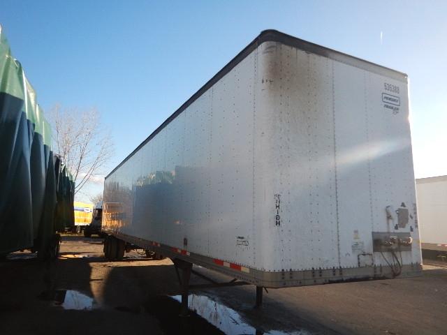 Dry Van Trailer-Semi Trailers-Wabash-2006-Trailer-READING-PA-502,591 miles-$8,250