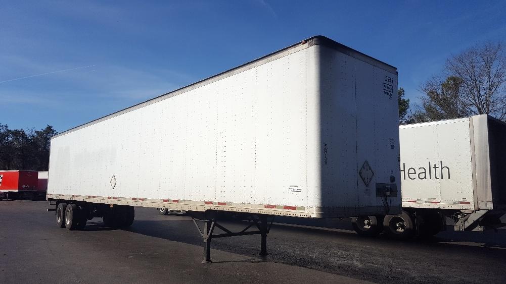 Dry Van Trailer-Semi Trailers-Wabash-2006-Trailer-RALEIGH-NC-488,910 miles-$11,750