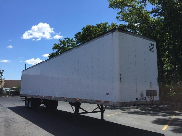 Dry Van Trailer-Semi Trailers-Wabash-2006-Trailer-BRAINTREE-MA-232,031 miles-$10,000