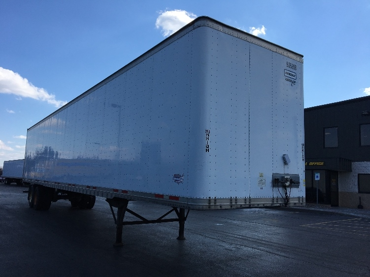Dry Van Trailer-Semi Trailers-Wabash-2006-Trailer-ROCHESTER-NY-349,253 miles-$12,500