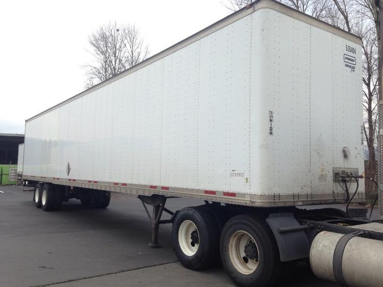 Dry Van Trailer-Semi Trailers-Wabash-2006-Trailer-TACOMA-WA-482,508 miles-$12,250