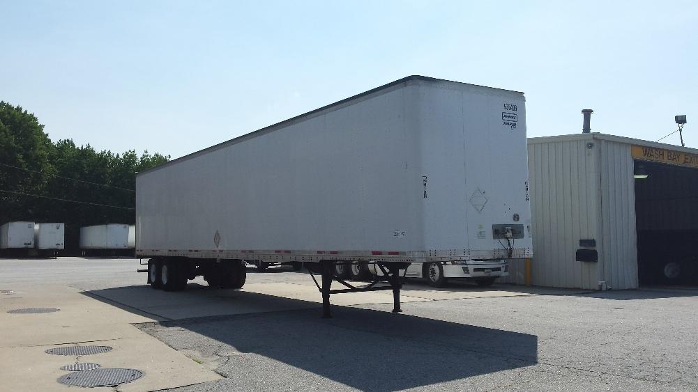 Dry Van Trailer-Semi Trailers-Wabash-2006-Trailer-COLUMBUS-OH-309,128 miles-$13,750