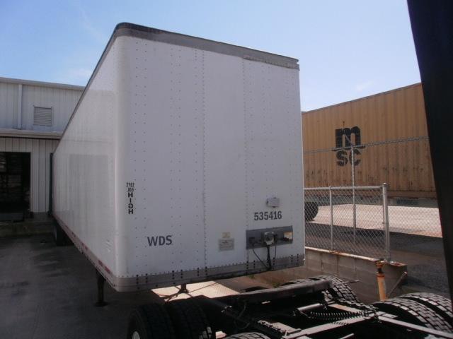 Dry Van Trailer-Semi Trailers-Wabash-2006-Trailer-LOXLEY-AL-460,690 miles-$13,000