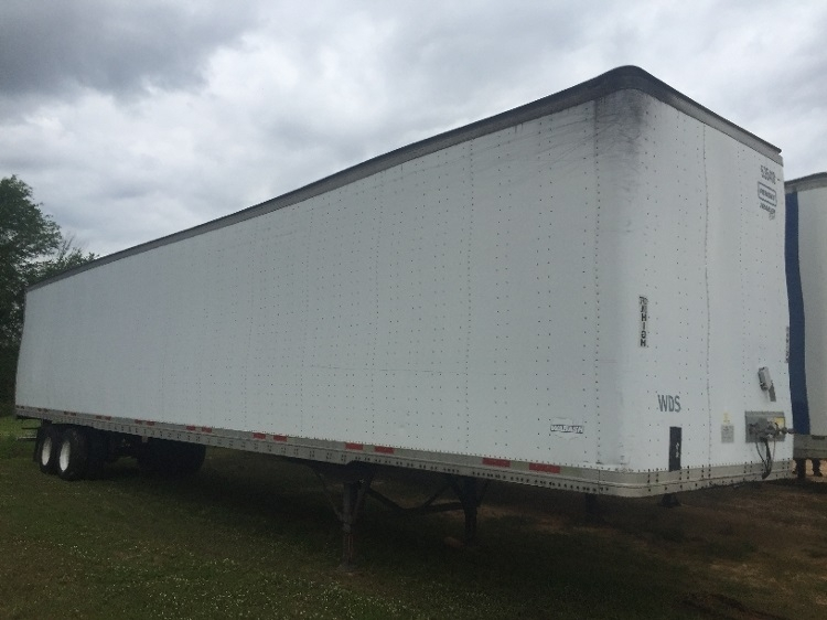 Dry Van Trailer-Semi Trailers-Wabash-2006-Trailer-DOTHAN-AL-163,001 miles-$13,000