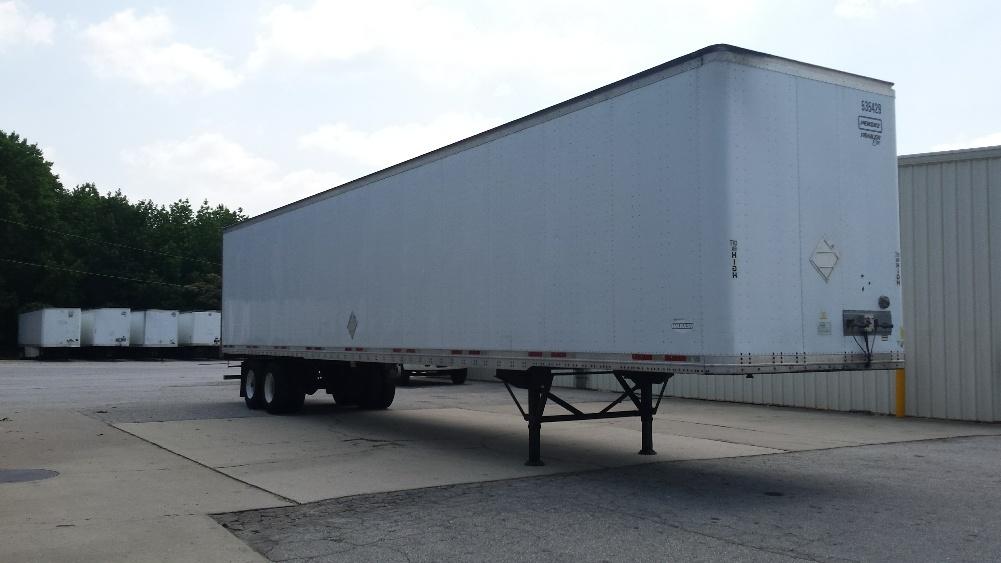 Dry Van Trailer-Semi Trailers-Wabash-2006-Trailer-GREER-SC-282,541 miles-$11,250
