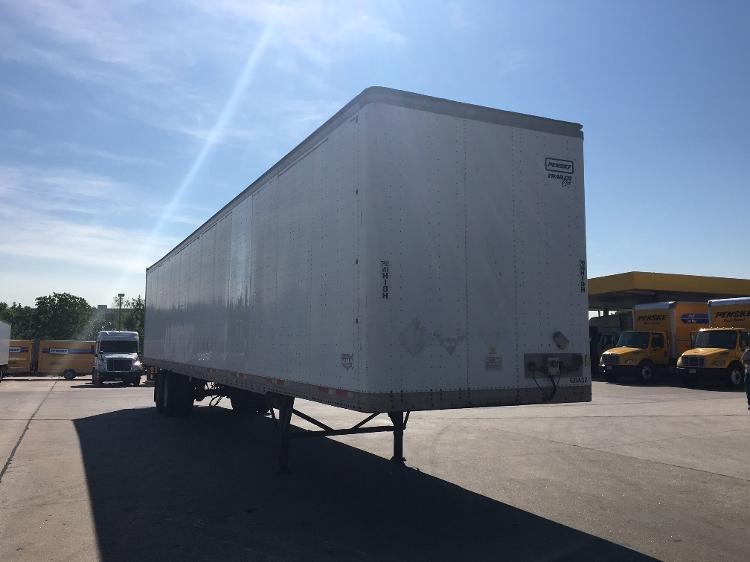 Dry Van Trailer-Semi Trailers-Wabash-2006-Trailer-HOUSTON-TX-124,903 miles-$13,000