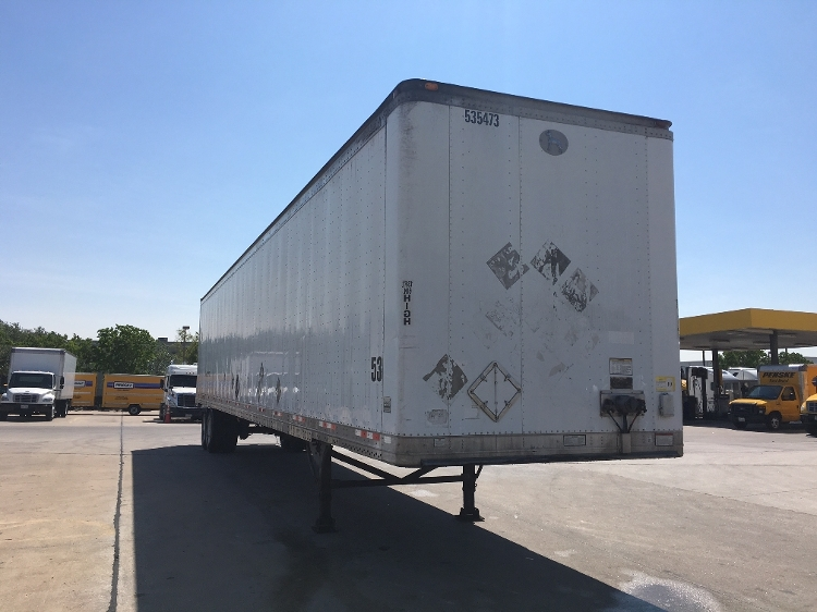Dry Van Trailer-Semi Trailers-Great Dane-2006-Trailer-HOUSTON-TX-336,000 miles-$12,000