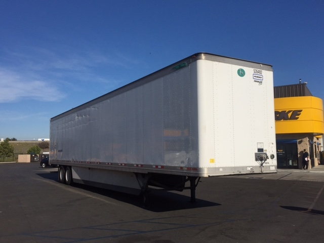 Dry Van Trailer-Semi Trailers-Great Dane-2007-Trailer-ANAHEIM-CA-90,587 miles-$16,500