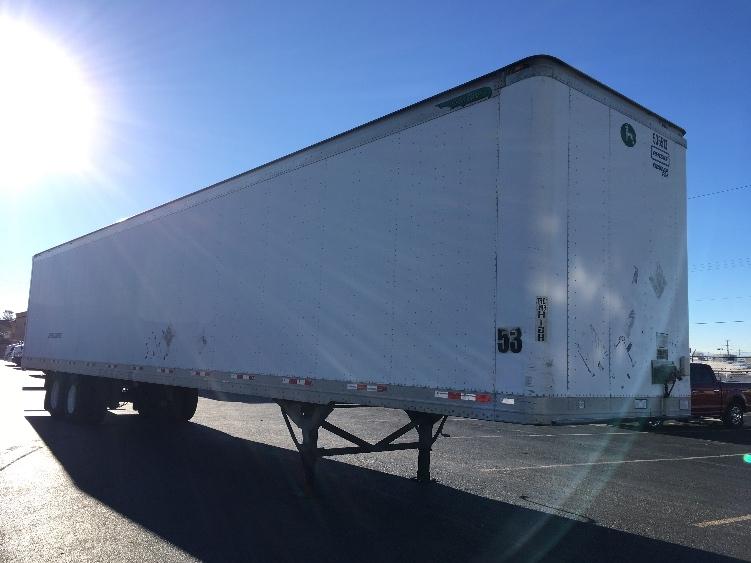 Dry Van Trailer-Semi Trailers-Great Dane-2007-Trailer-EL PASO-TX-535,513 miles-$12,000