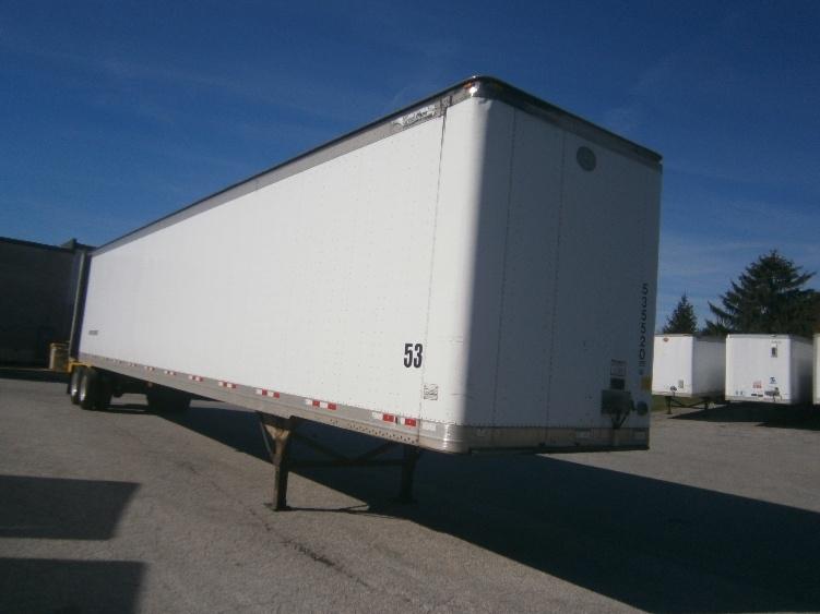 Dry Van Trailer-Semi Trailers-Great Dane-2006-Trailer-YORK-PA-329,276 miles-$8,000