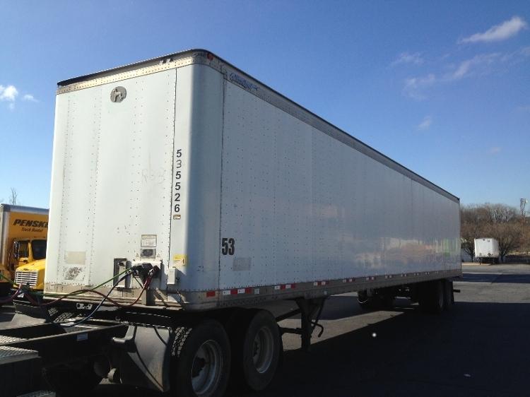 Dry Van Trailer-Semi Trailers-Great Dane-2006-Trailer-ELK GROVE VILLAGE-IL-629,385 miles-$10,750