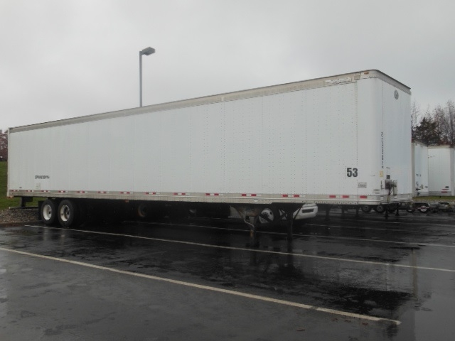 Dry Van Trailer-Semi Trailers-Great Dane-2006-Trailer-MONTGOMERY-NY-229,133 miles-$14,750