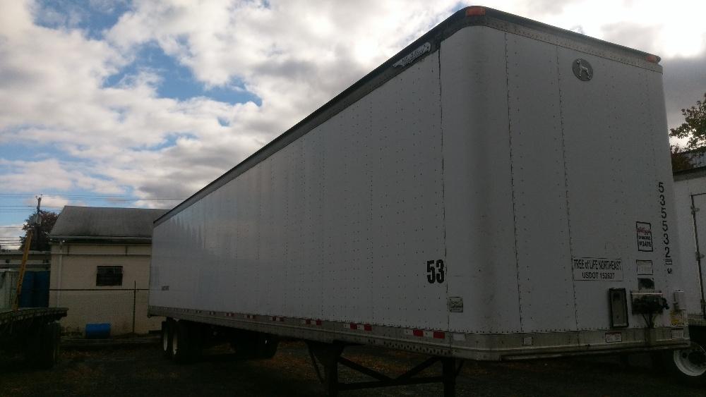 Dry Van Trailer-Semi Trailers-Great Dane-2006-Trailer-SOUTH PLAINFIELD-NJ-407,742 miles-$14,250