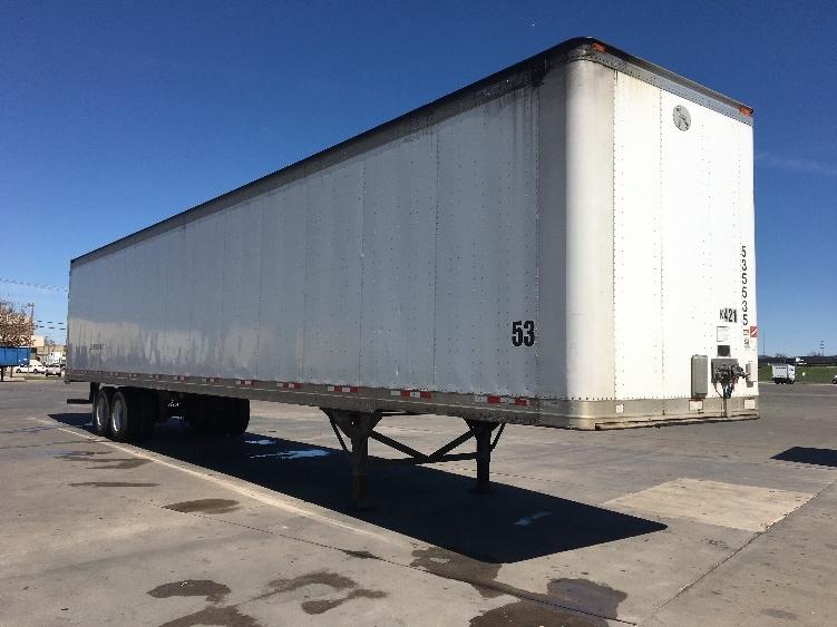Dry Van Trailer-Semi Trailers-Great Dane-2006-Trailer-HOUSTON-TX-307,341 miles-$12,250