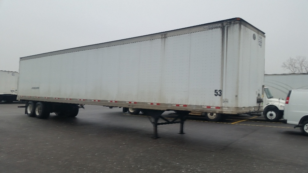 Dry Van Trailer-Semi Trailers-Great Dane-2006-Trailer-SOUTH HOLLAND-IL-689,085 miles-$14,750