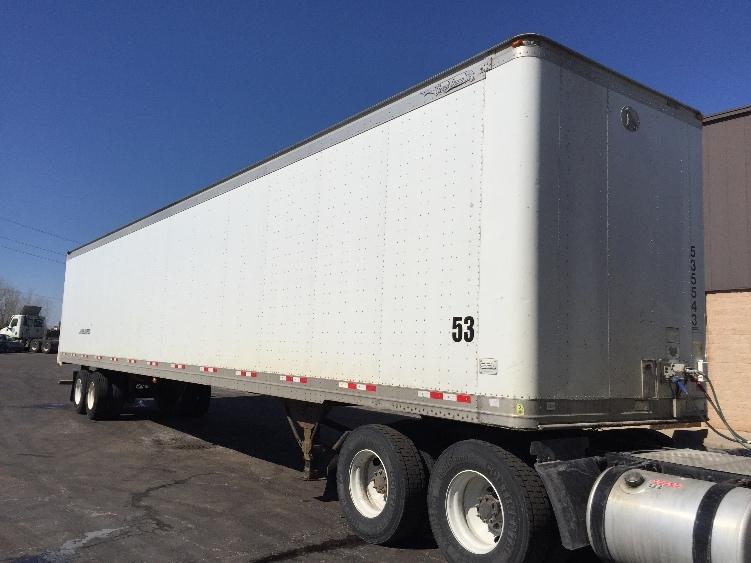 Dry Van Trailer-Semi Trailers-Great Dane-2006-Trailer-KENTWOOD-MI-980,627 miles-$12,750