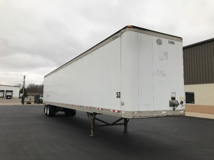 Dry Van Trailer-Semi Trailers-Great Dane-2006-Trailer-NEENAH-WI-212,406 miles-$10,750