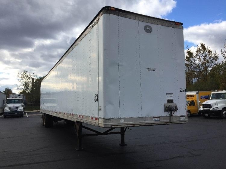 Dry Van Trailer-Semi Trailers-Great Dane-2006-Trailer-NEW CASTLE-DE-183,258 miles-$9,250