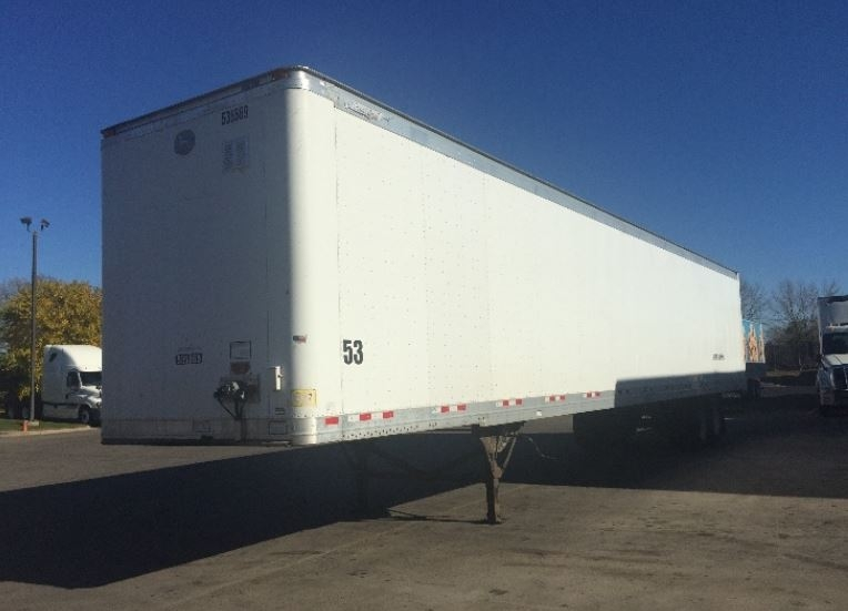 Dry Van Trailer-Semi Trailers-Great Dane-2006-Trailer-BROOKLYN PARK-MN-311,155 miles-$10,750